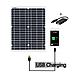 Гибкая солнечная батарея 20W 12V (2017), фото 3