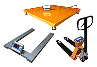 Основные виды весов для склада