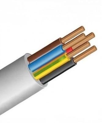 Силовой кабель провод шнур ПВС 5* 1.0 Днепр
