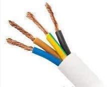 Силовой кабель провод шнур ПВС 4* 6.0  Гост кр.