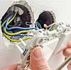 Силовой кабель провод шнур ПВС 4* 6.0  Гост кр., фото 2