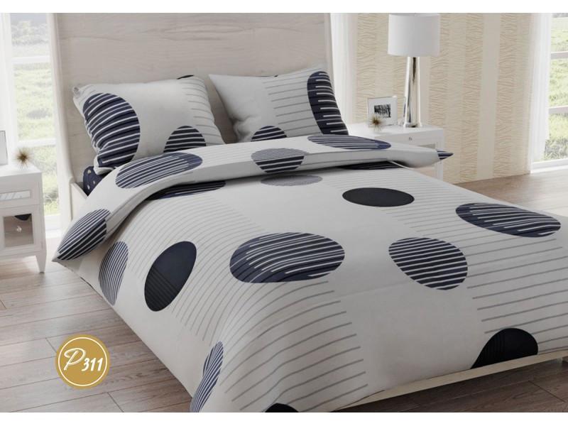 Комплект постільної білизни Leleka-textile полуторний ранфорс арт.Р-311