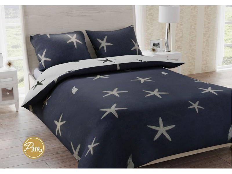 Комплект постельного белья Leleka-textile полуторный ранфорс арт.Р-319Д