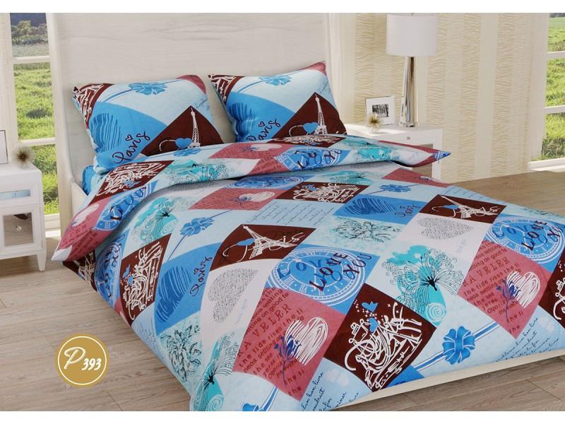 Комплект постельного белья Leleka-textile полуторный ранфорс арт.Р-393