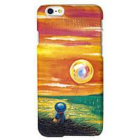 Чехол Jimmy SPA для iPhone 6 мальчик с шариком