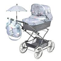 """Детская коляска для кукол, сумка+зонт DeCuevas """"РЕБОРН"""" 82029"""