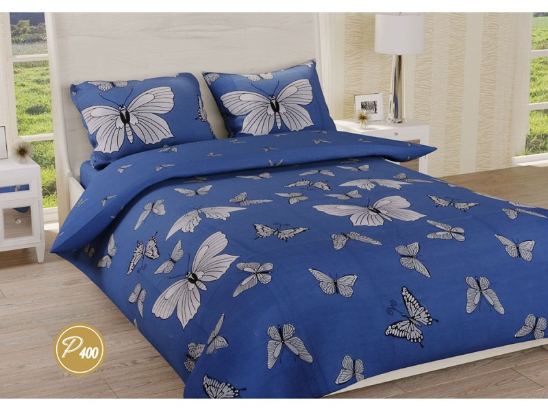 Комплект постельного белья Leleka-textile семейный ранфорс арт.Р-400