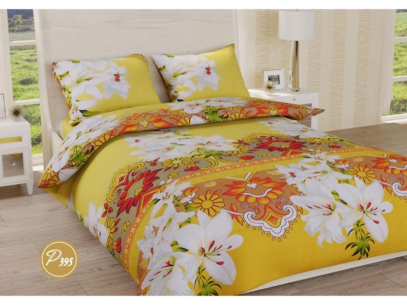 Комплект постільної білизни Leleka-textile сімейний ранфорс арт.Р-395