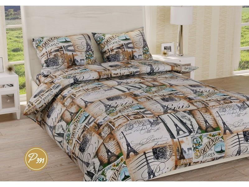 Комплект постільної білизни Leleka-textile сімейний ранфорс арт.Р-391
