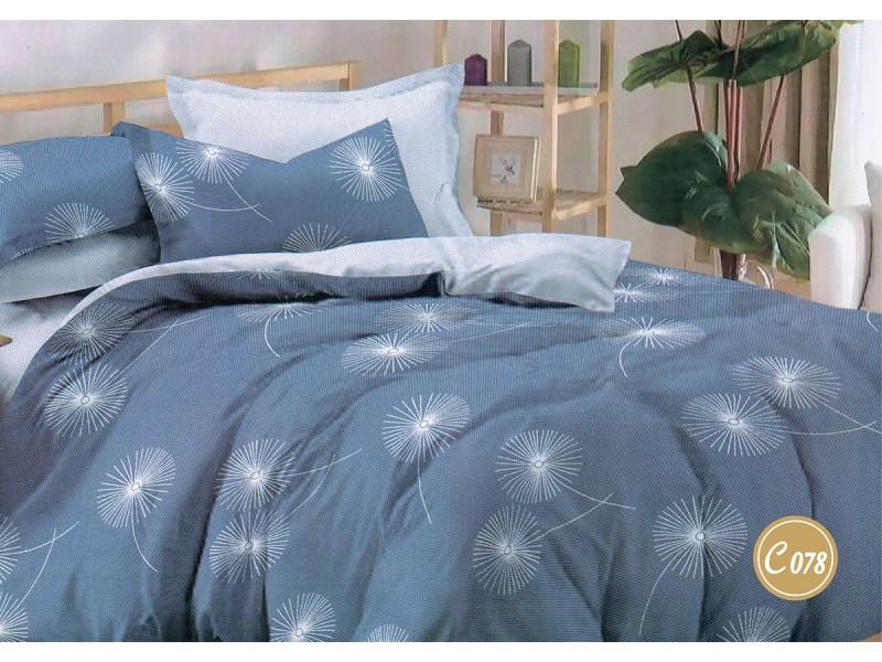 Комплект постільної білизни Leleka-textile полуторний сатин арт.З-078