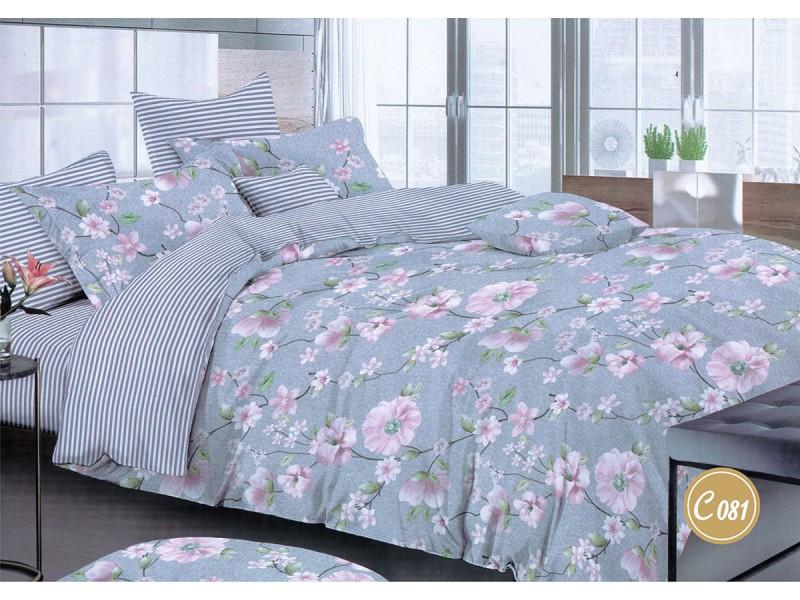 Комплект постельного белья Leleka-textile полуторный сатин арт.С-081