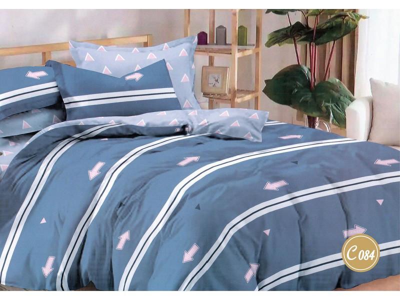 Комплект постельного белья Leleka-textile полуторный сатин арт.С-084