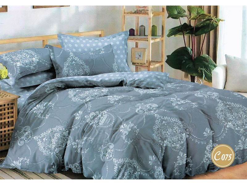 Комплект постельного белья Leleka-textile двуспальный сатин арт.С-075