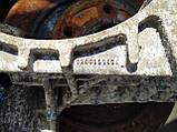 Кронштейн крепления генератора / кондиционера (доп.оборудования) Рено 1.5 б/у, фото 2