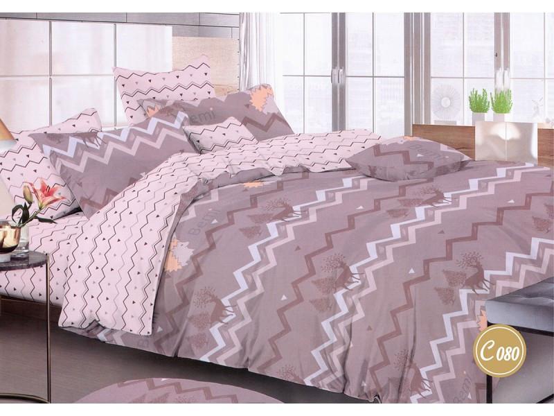 Комплект постельного белья Leleka-textile двуспальный сатин арт.С-080