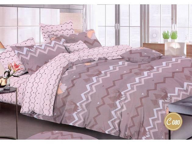 Комплект постельного белья Leleka-textile двуспальный сатин арт.С-080, фото 2