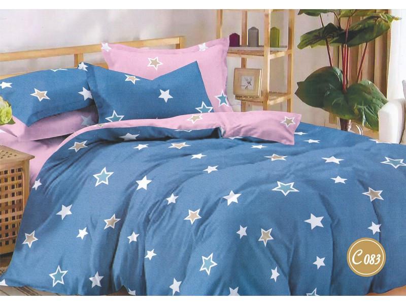 Комплект постельного белья Leleka-textile Евро сатин арт.С-083