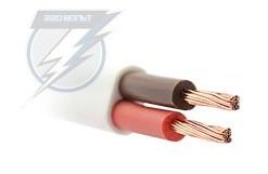 Силовой кабель провод шнур ШВВП 2*1.5 ИЭК