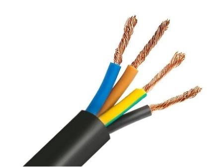 Силовой кабель провод шнур ПВС  4* 4 Одескабель ГОСТ
