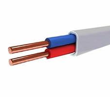 Силовой кабель провод шнур ВВП-1 2*1,0 Одескабель