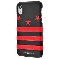 "Чехол для iPhone Xr Givenchy stars "" три красные звезды """