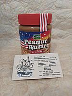 Арахисовая Паста Gina Peanut Butter Crunchy