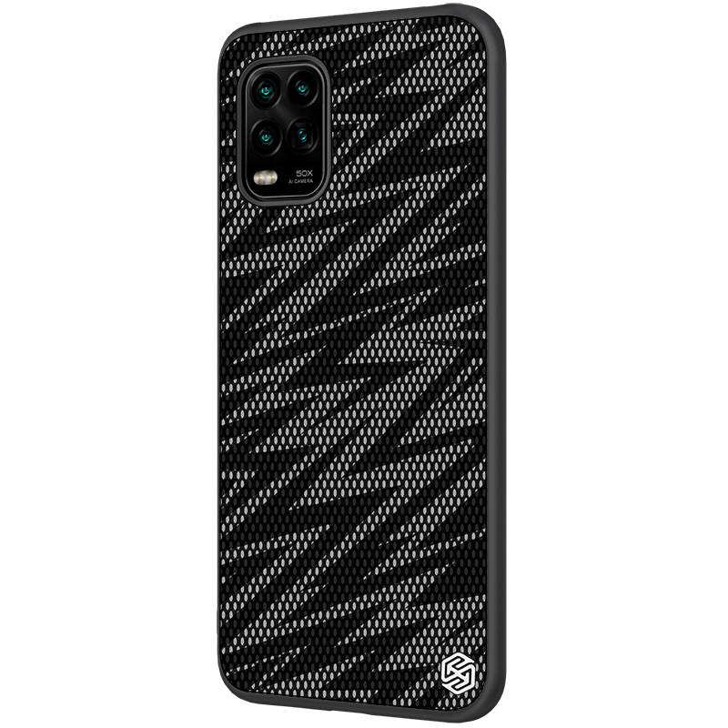 Nillkin Xiaomi Mi 10 Youth/ Mi 10 Lite Twinkle case Black Чехол Бампер