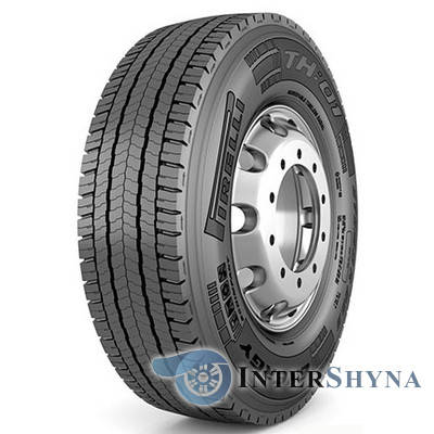 Шины всесезонные 315/70 R22.5 154/150L Pirelli TH 01 Energy (ведущая), фото 2