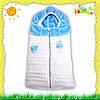 Зимний конверт для новорожденных Матрешка