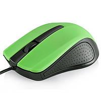 Мышка Modecom MC-M9 BLACK-GREEN (M-MC-00M9-180), фото 1