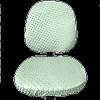 Чехол для офисного кресла Солодкий Сон. Салатовый