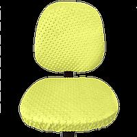 Чехол для офисного кресла Солодкий Сон. Лайм