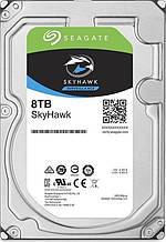 HDD SATA 8.0 TB Seagate SkyHawk Surveillance 256MB (ST8000VX004)