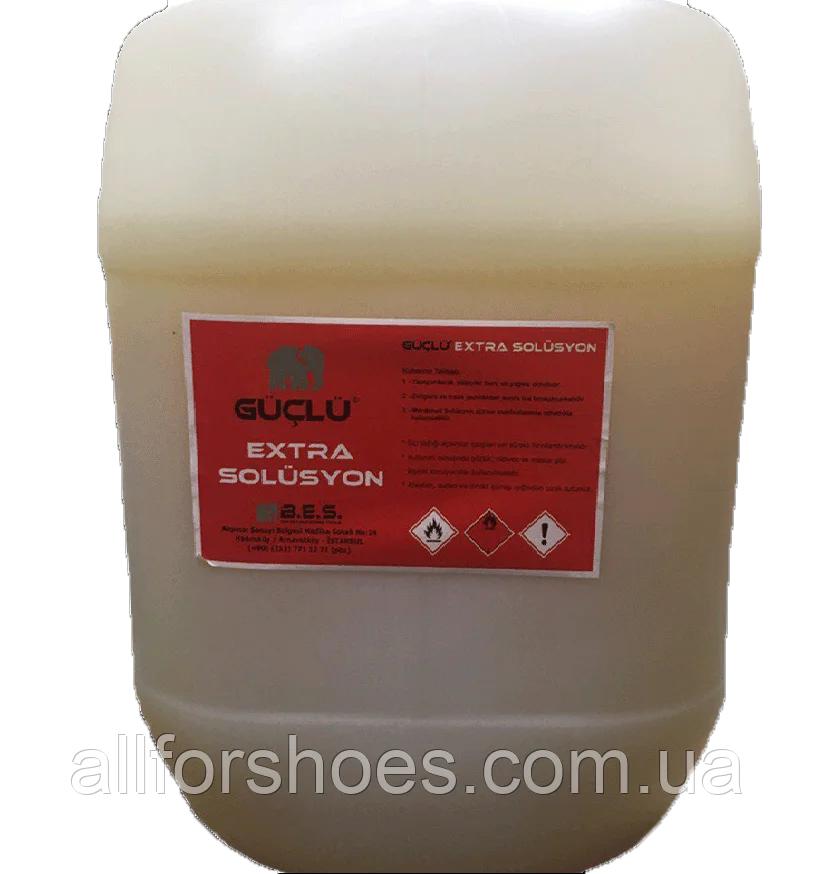 Guclu EXTRA Клей резиновый водостойкий, для резины, ткани, кожи.