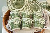 Комплект английской керамики, английский чайный сервиз на шесть персон, Ironstone Tableware LTD, Англия, фото 4