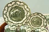 Комплект английской керамики, английский чайный сервиз на шесть персон, Ironstone Tableware LTD, Англия, фото 3