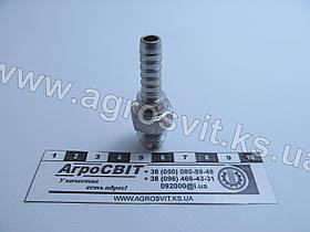 """Штуцер AGJ 9/16""""-18  (под шланг dу=08 мм.)"""