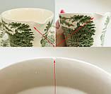 Комплект английской керамики, английский чайный сервиз на шесть персон, Ironstone Tableware LTD, Англия, фото 10