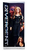 Коллекционная кукла Барби дивергент Трис Barbie Collector Divergent Tris шарнирная