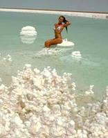 Лечение солью Мертвого моря
