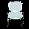 Чехол на офисный стул Солодкий Сон Голубой