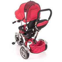 Велосипед детский 3х колесный Kidzmotion Tobi Pro RED, фото 3