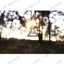 "Кулон-логотип Триада группы 30 Seconds to Mars Символ альбома ""This is war"" , фото 2"