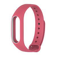 Ремешок Gasta New for Xiaomi Mi Band 2 color Pink/White