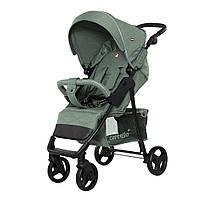 CARRELLO Quattro Len CRL-8502 с дождевиком детская прогулочная коляска Зеленый