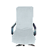 Чехол на офисное кресло Солодкий Сон Голубой