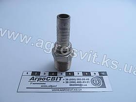 """Штуцер AGR-K 1/2""""-14  (под шланг dу=12 мм.)"""