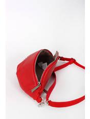 Бананка David Jones 5766Т червоного кольору, фото 2