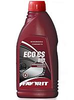 Масло для цепей бензопил FAVORIT Eco CS Bio 1л