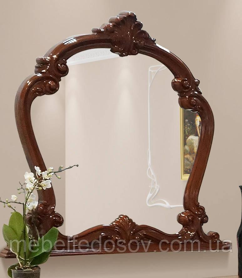 Зеркало Империя  (Світ мебелів) орех